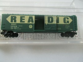 Micro-Trains # 50500461 Reading 50' Standard Boxcar Z-Scale image 2
