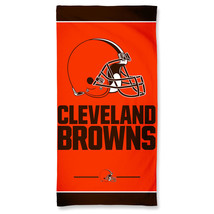Cleveland Browns Towel 30x60 Beach Style**Free Shipping** - $24.70