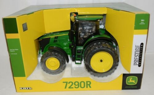 John Deere TBE45475 Prestige Collection Die Cast 7290R Tractor