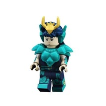 Dragon Shiryu Lego Toys Saint Seiya Anime Theme Minifigure - $4.99