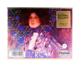 PIATNIK Double Deck Playing Cards Klimt Emilie 2502 - $17.00