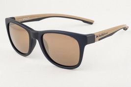 Red Bull Spect INDY 005 Dark Blue Gold / Gold Mirror Sunglasses INDY 5 51mm - $98.01