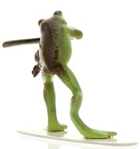 Hagen-Renaker Specialties Froggie Mountain Breakdown Bluegrass Frog Violin   image 5