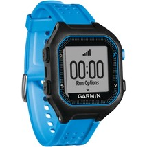 Garmin Forerunner 25 Gps Running Watch (large; Black And Blue) GRM0135301 - $133.80