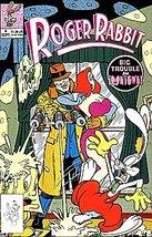 Roger Rabbit Comic: Big Trouble In Toontown (#4, Sept 1990) [Comic] - $5.79