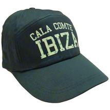 Cala Comte Ibiza 7 Panel Cap Beach Snapback Hat Green Bottle LostinSummer - $28.08