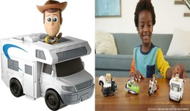 Disney Pixar Toy Story 4 Minis Woody and RV - $12.41