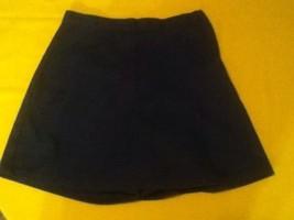 Girls New Size 12 Reg. Dickies skorts uniform blue skirt shorts - $10.25