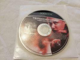 Terminator 3 Rise Of The Machines Video Game Microsoft Xbox - GAME DISC ... - $19.70