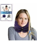 Cervical Neck Traction Device - Instant Pain Relief Support For Chronic ... - $12.47