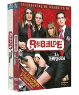 Rebelde - Season 1 & 2 (Both Edited From Original Telecast) (DVD) - $24.73