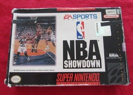 NBA Showdown (Super Nintendo Entertainment System, 1993) - $11.88
