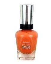 Sally Hansen, Complete Salon Manicure, 844 - On the Mango - $5.46