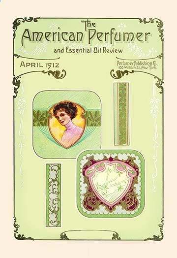 Primary image for American Perfumer and Essential Oil Review, April 1912 - Art Print