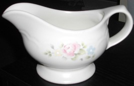 Pfaltzgraff Tea Rose Gravy Boat Kitchen Table Accessory Excellent Condit... - $5.14