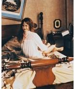 Exorcist Bed Linda Blair Vintage 11X14 Color Movie Memorabilia Photo - $13.95