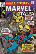 Marvel Tales Comic Book #28 Marvel Comics 1970 FINE+ - $12.13