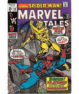 Marvel Tales Comic Book #28 Marvel Comics 1970 FINE+ - $12.13