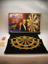 MAGNETIC Dart BOARD Set ORIGINAL Box SPIN MASTER Brand AGES 5 and UP - $38.09