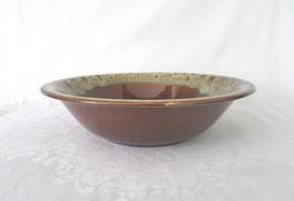 Canonsburg, Brown Drip Glaze Serving Bowl - $9.00