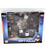 BOYS HAVE FUN TOYS Police Action Figure Play Set - $14.99