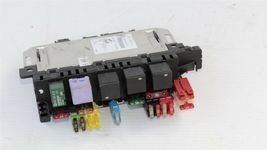 Mercedes W220 S430 S55 Rear Right Under Seat Fuse Relay Box SAM A-032-545-81 32 image 4