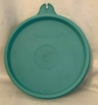 "Tupperware Replacement ..4"" Round Lid.  Seal  A Tab   #215...Pastel Ligh... - $6.92"