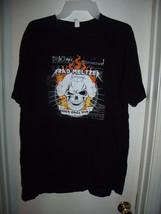 Brad Meltzer Inner Circle Tour Autographed Black T-Shirt 2011 Next Level... - $19.59