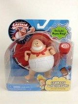 "New Dreamworks Captain Underpants 4"" Figure CAPTAIN UNDERPANTS w/ Hypno ... - $49.45"