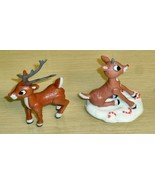 2012 Round 2 -Rudolph the Red Nosed Reindeer - lot of 2 - $12.86