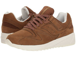 Saucony Grid 8500 HT  Men's Shoe Brown, Size 9 M - $54.44