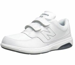 New Balance Men's MW813V1 Hook and Loop Walking Shoe White 11.5-M NEW Re... - £49.63 GBP