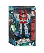 NEW SEALED Transformers War for Cybertron Earthrise Starscream Action Figure - $44.62