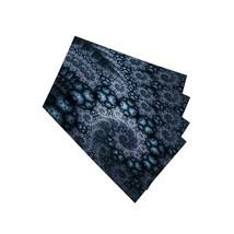 Ocean S Placemats Abstract Fractal Ocean S Digital Artwork For Creative ... - $29.99