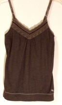 Abercrombie & Fitch Rn 75654 - Brown/Silver Moose Tank/Cami/Shell - Juniors: S - $11.81