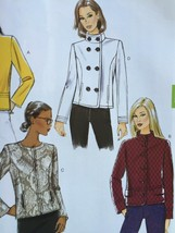Butterick Sewing Pattern 5927 Ladies Misses Jacket Size 14-22 New - $17.13