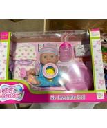 Doll Set w/sound D6 - $17.86