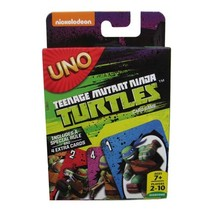 UNO Teenage Mutant Ninja Turtles Edition (2014)