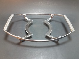 Mid Century Corning Ware P11-M-1 Metal Casserole Hot Pot Trivet Holder P... - $6.79