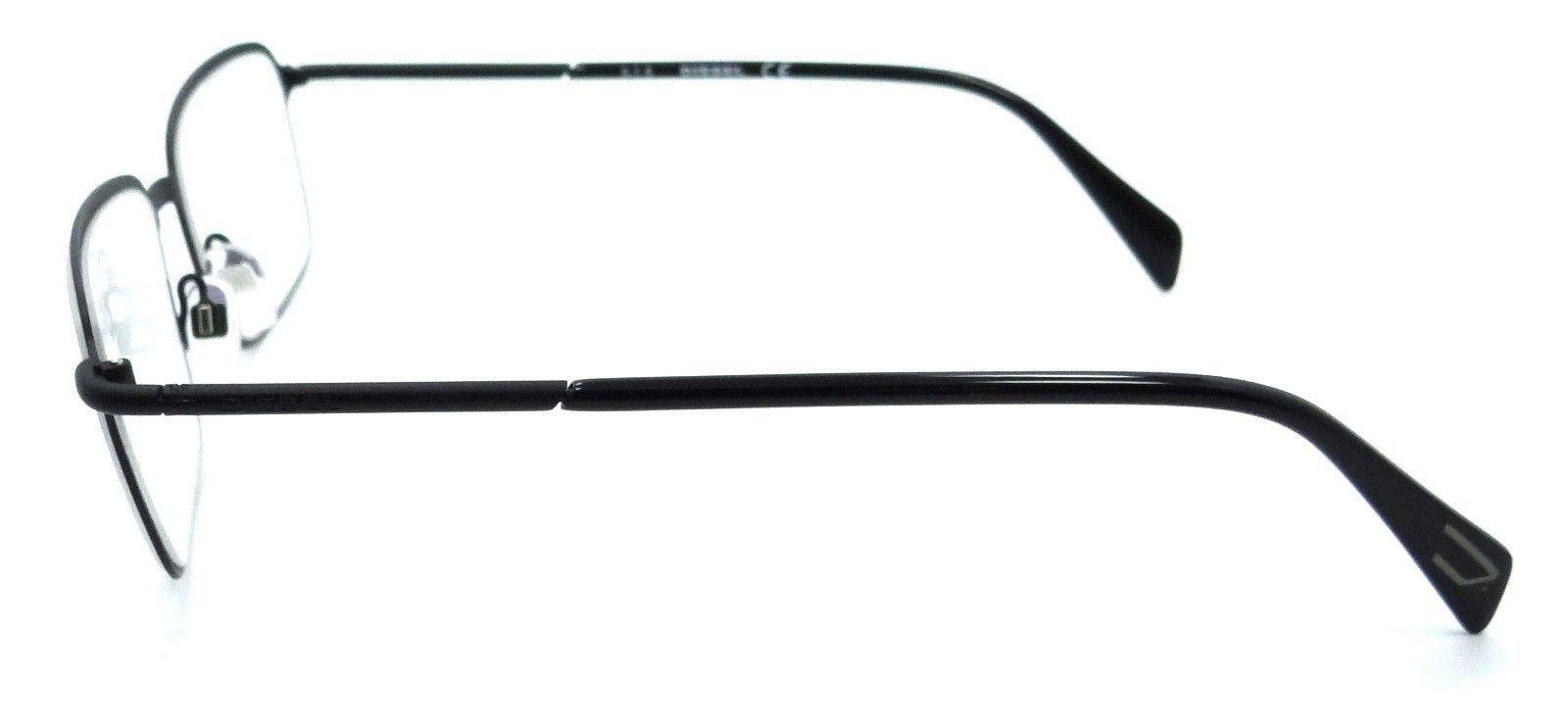 126758273c New Authentic Diesel Rx Eyeglasses Frames DL5163 002 53-17-145 Matte Black