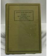 United States Coast Pilot Alaska 1947 Fifth Edition Book  - $19.79