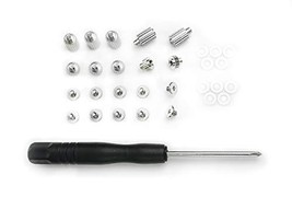 Micro Connectors M.2 SSD Mounting Screws Kit for Gigabyte & MSI Motherboards L02