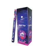 Magic Yoga Incense Flute Square Pack 200 Handcrafted Sticks - $34.99