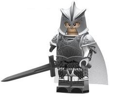 Jaime Lannister Game of Thrones Lego Minifigure Building Toys Mini Figur... - $2.69