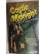 CASTLE MIDNIGHT by Evelyn McKenna (1966) Magnum gothic pb - $9.89