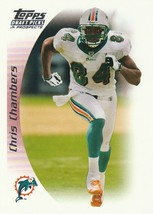 2005 Topps Draft Picks and Prospects #48 Chris Chambers  - $0.50