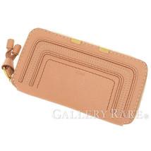 Chloe Wallet Mercy Zip-Around Wallet Calfskin 3... - $375.00