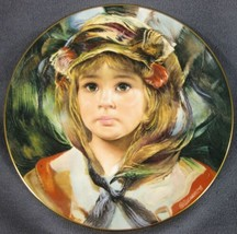 Royal Doulton Angelica Collector Plate Portraits of Innocence Francisco ... - $37.95