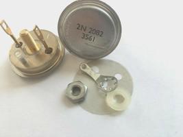 2N2082 Germanium Power Transistor - Vintage  TO-36 - $19.75