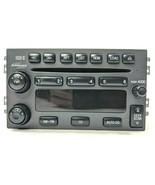 Hyundai Santa Fe 03-06 Monsoon Radio AM FM 6 Disc CD Player Part Number ... - $182.86